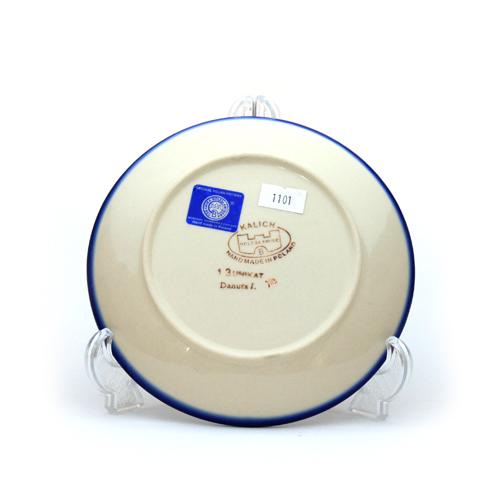 ポーランド陶器 16cmプレート