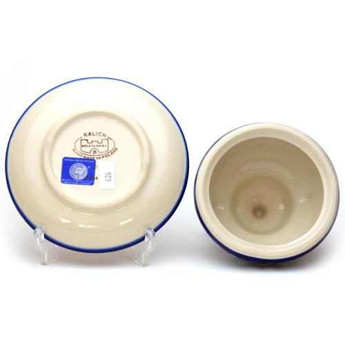 ポーランド陶器 チーズレディ