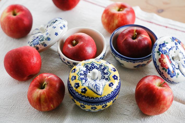 ミニりんごポット イメージ