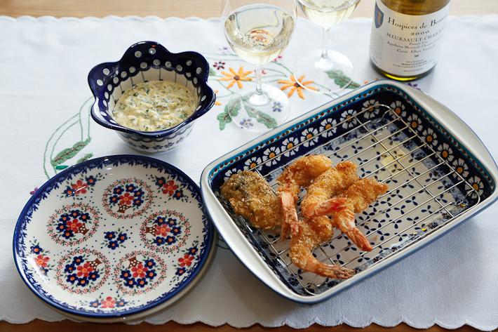 ポーランド陶器 オーブン皿イメージ