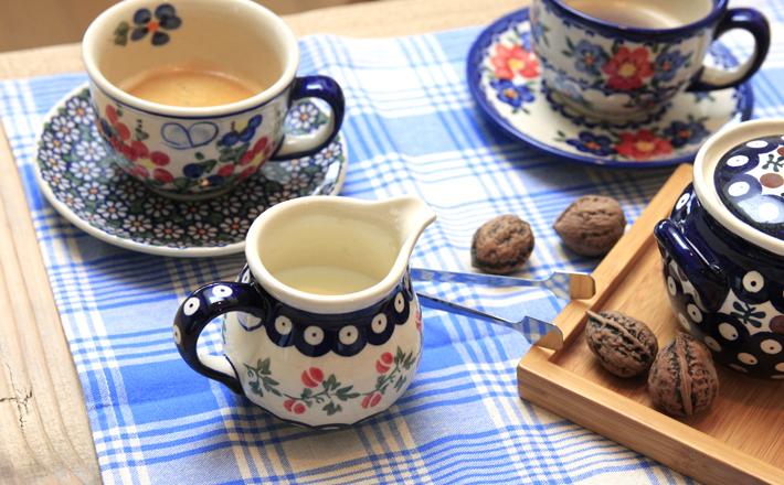 ポーランド陶器 クリーマ